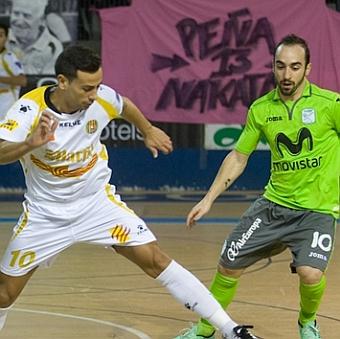 El Inter Movistar remonta en Santa Coloma y recupera el liderato