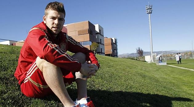 Alberto Moreno: Por ir al Mundial daría un año de mi contrato