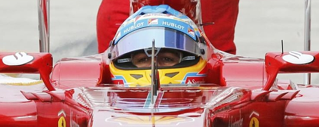 Alonso: Tenemos que acabar delante de Mercedes
