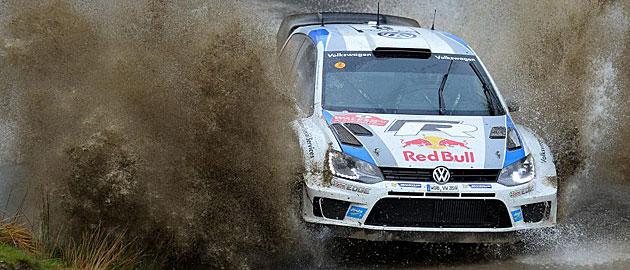 Volkswagen apunta al doblete en Gales
