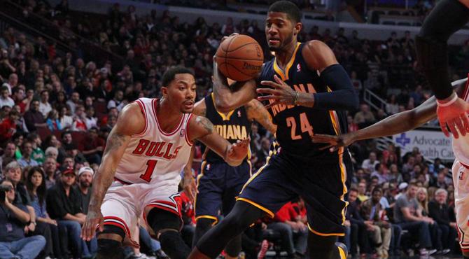 D-Rose deja a la NBA sin invictos, mientras LeBron no tiene piedad de Jordan
