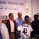 Ra�l da la bienvenida a Hombrados a Qatar