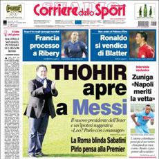 Thohir: ¿Comprar a Messi? ¿Por qué no?