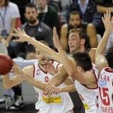El Bilbao Basket cae en Zagreb y se complica el pase