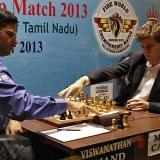 Carlsen acepta tablas en la octava y se acerca m�s al t�tulo
