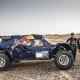 Sainz muestra su 'buggy' para el Dakar