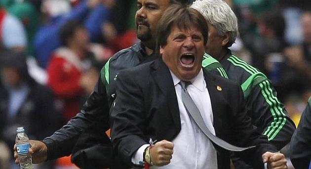 El presidente mexicano felicita a Herrera