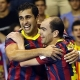 El Barca arranca con goleada la UEFA Futsal Cup
