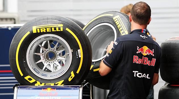 A vueltas con los neumáticos