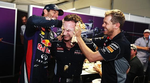 Horner: Webber no querría una victoria regalada