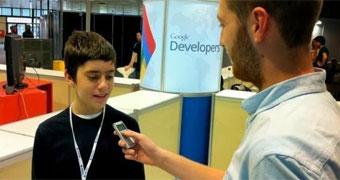 El fichaje estrella de Google tiene ¡¡12 años!!