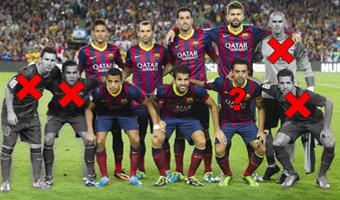 El Barça está herido