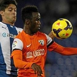 Fabrice: El Málaga sabe que yo quiero seguir aquí