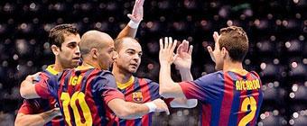 El Barça, a un paso de disputar una nueva 'Final Four'