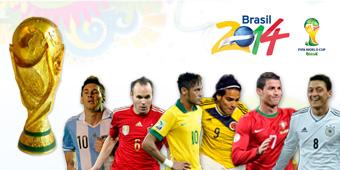 Pronostica el Mundial de Brasil