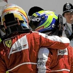 Alonso: Daré el 120% para que Massa tenga una gran despedida