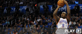 Los Thunder no dan ninguna opción a los Clippers del histórico Paul