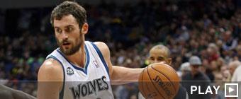 El secreto del éxito de los Wolves tiene un nombre: Kevin Love