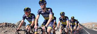 Contador debutará en el Algarve