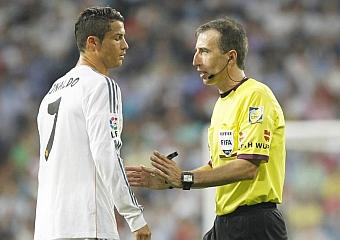 Fern�ndez Borbal�n dirigir� el Ol�mpic-Real Madrid; Del Cerro Grande, el Cartagena-Bar�a