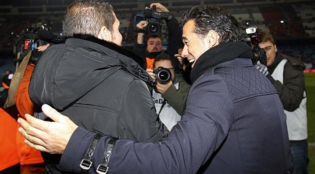Luis García: El Atlético ha dado una pequeña hostia al fútbol en España porque aquí solo valía el tiki-taka