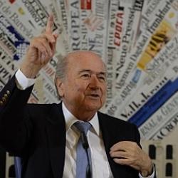 Blatter: Cristiano es un extraordinario comandante