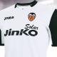 El Valencia estrenará una camiseta que conmemora los diez años del doblete