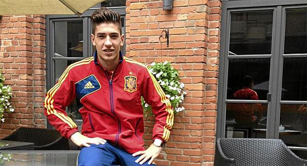 Héctor Bellerín se va cedido al Watford