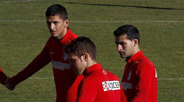 Duka y Pineda llegan al Atlético de Madrid B