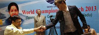 Carlsen es nuevo campeón del mundo al ganar a Anand