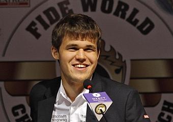 Carlsen es nuevo campe�n del mundo al ganar a Anand