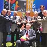 El Mundial 2014 echa a andar en Buenos Aires