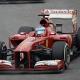 Alonso acaba en el podio