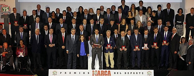 Nadal, the legend of Spanish sport