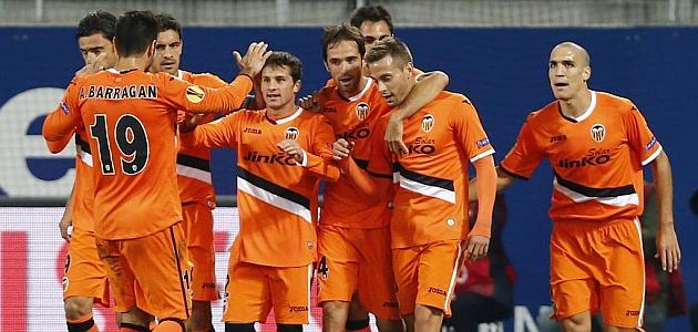 Europa League: El factor campo penaliza a Valencia y Betis