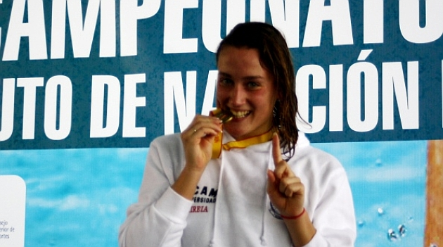 Belmonte suma tres nuevos oros