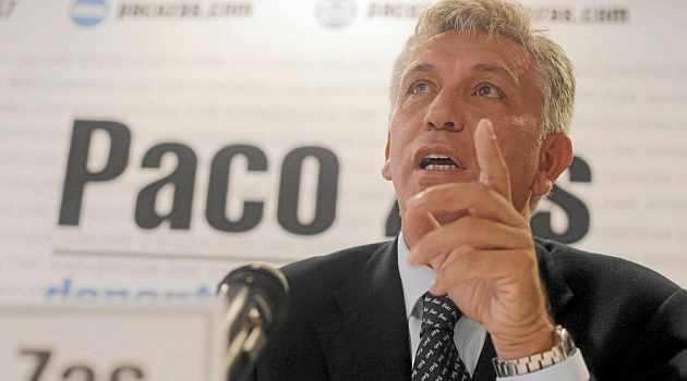 Paco Zas retira su candidatura