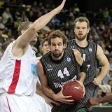 El Bilbao Basket cae en su visita al colista