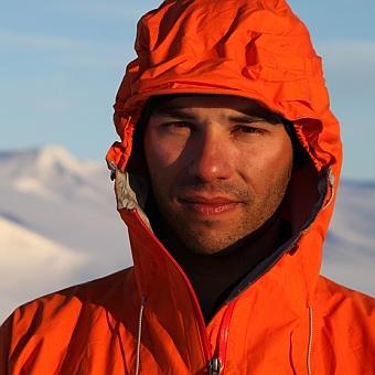 El reto de ser el primero en llegar al Polo Sur en bicicleta