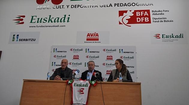 La Fundaci�n Euskadi renueva a la mitad de su equipo