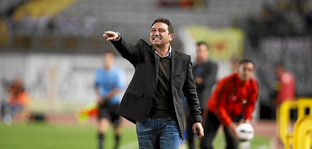 Alberto Garc�a y los t�cnicos Bar�a B y Zaragoza, dos partidos sanci�n