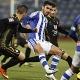 El Ja�n arranca con merecimiento un empate en Huelva