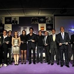 Tenis y valores en la Gala de los Premios Ciudad de la Raqueta