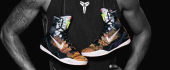 La lesión de Kobe revoluciona las zapatillas