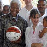 Muere Nelson Mandela, el líder que admiraba a Mutombo