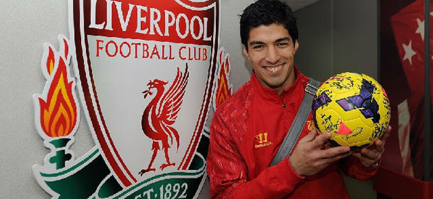 Luis Su�rez: I will continue at Liverpool until the end of the season