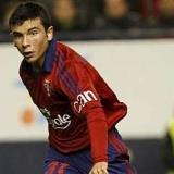 José García, posible novedad para la Copa