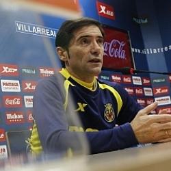 Marcelino: En la Copa del Rey hay que ir paso a paso