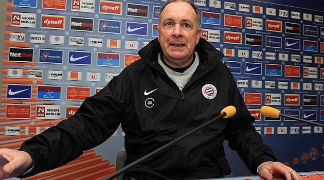 Jean Fernandez dimite como entrenador del Montpellier