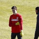 Courtois, baja para el partido contra el Sant Andreu